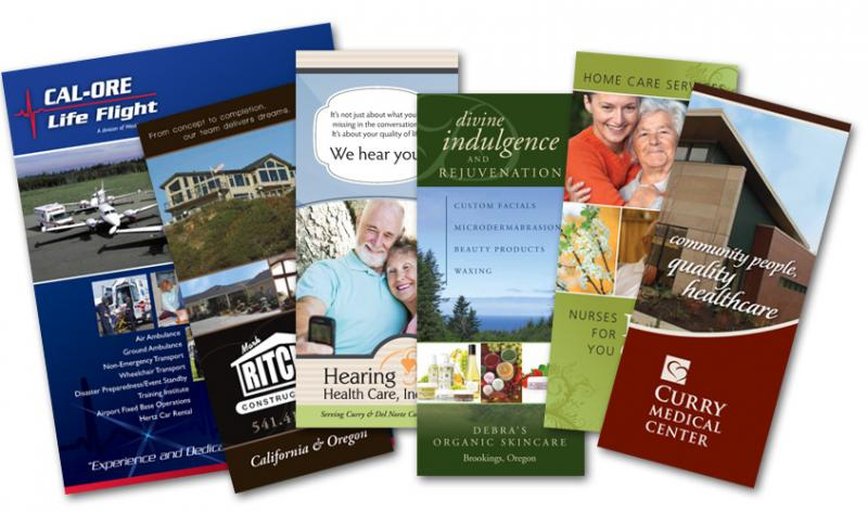 Professional Brochures for Local Businesses